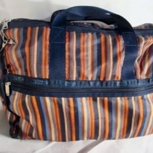 LeSPORTSAC Duffel Travel Carry-On Overnighter